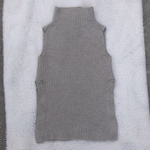 Wilfred Durandal Sweater Light Heather Birch